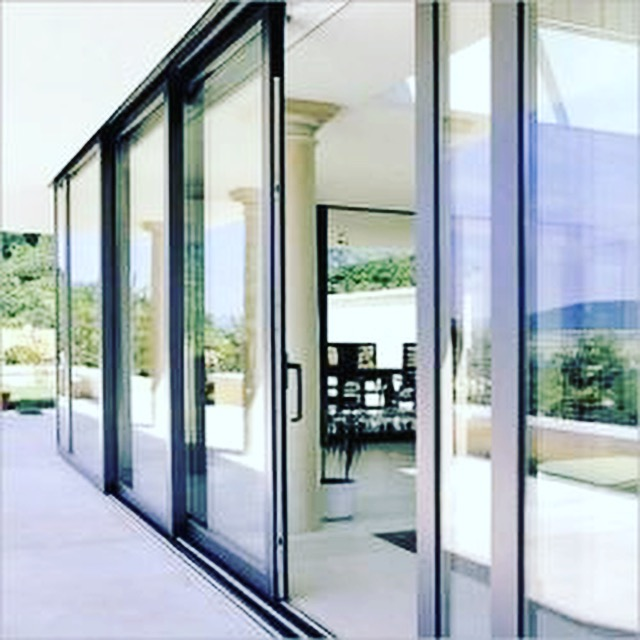 Windows and sliding doors